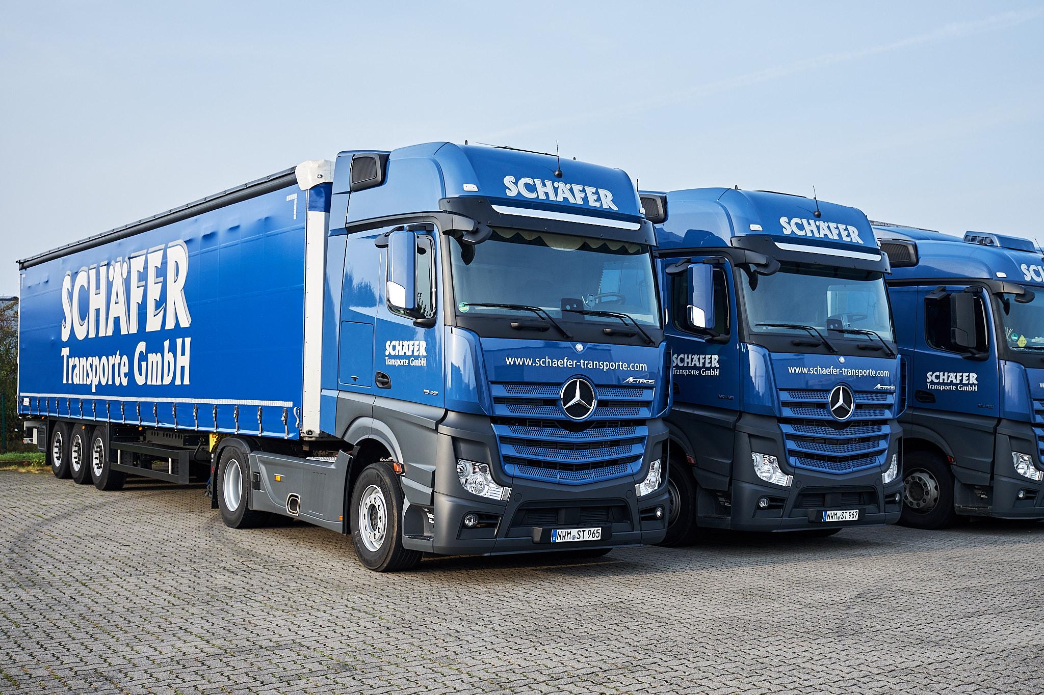 Schäfer Transporte - Spedition aus Selmsdorf